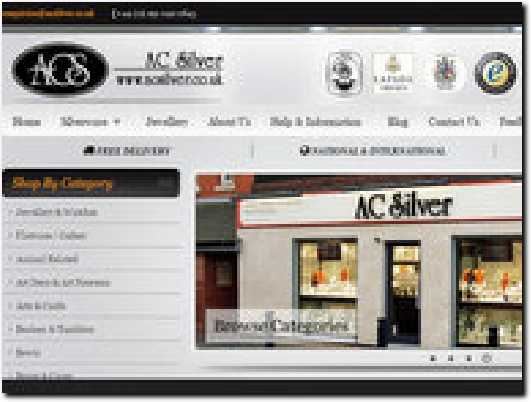 http://www.acsilver.co.uk website