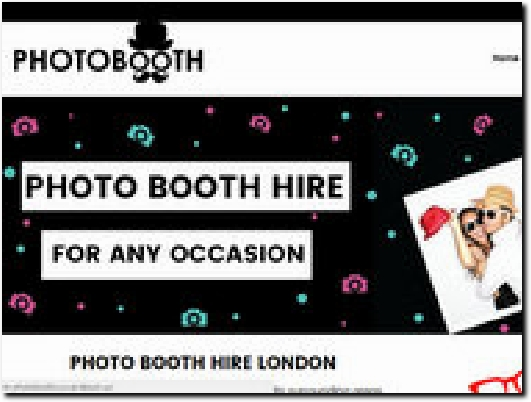 http://www.hire-photobooths.co.uk/photo-booth-hire-london/ website