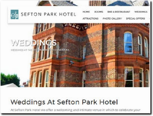 http://www.seftonparkhotel.co.uk website