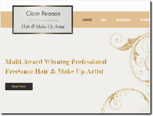 http://www.clarepearsonmua.com website
