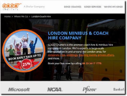 http://gogocharters.co.uk/london-coach-hire website