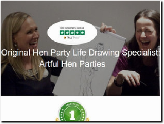 http://www.henpartylifedrawingparties.co.uk website