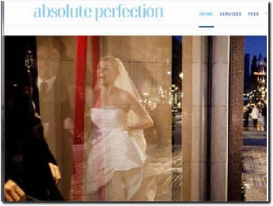 http://www.absoluteperfection.co.uk website