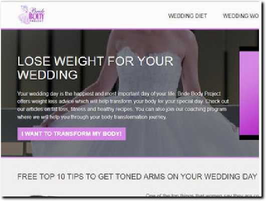 https://www.bridebodyproject.com/ website