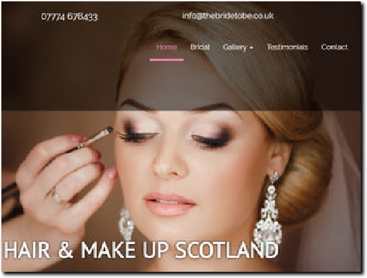 http://www.thebridetobe.co.uk website