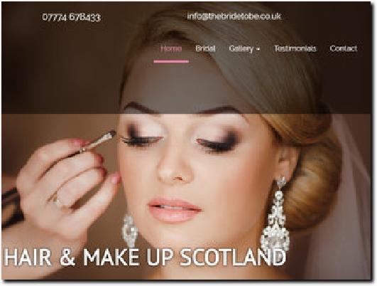 http://www.thebridetobe.co.uk website