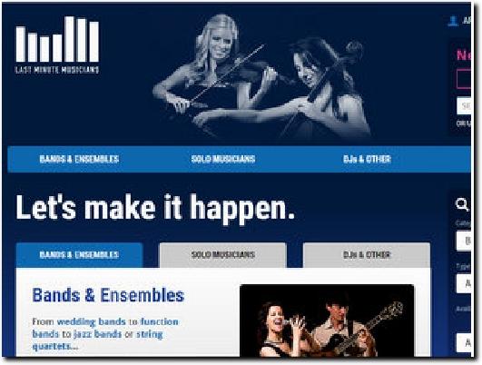 https://www.lastminutemusicians.com/ website