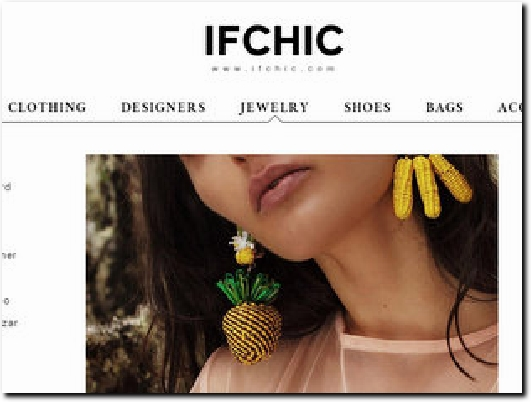https://www.ifchic.com website
