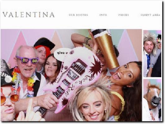 http://www.valentinaphotobooth.co.uk website