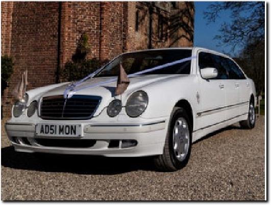 http://www.simonswhiteweddingcars.co.uk website