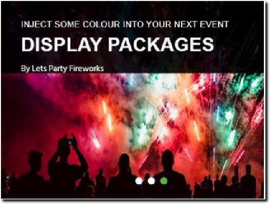 https://letspartyfireworks.co.uk website