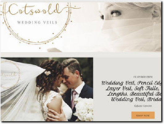http://www.cotswoldweddingveils.co.uk/ website