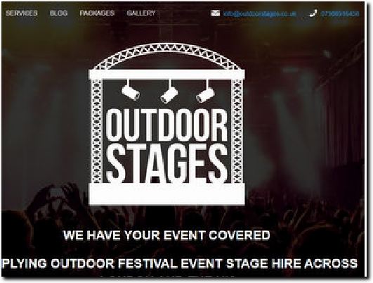 https://www.outdoorstages.co.uk website