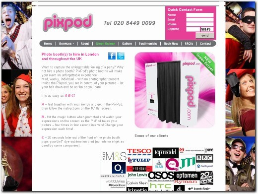 http://www.pixpod.com/ website