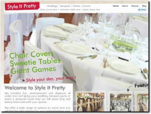 http://www.styleitpretty.co.uk website