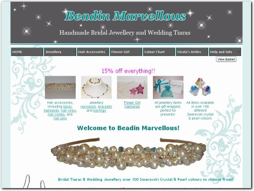 http://www.BeadinMarvellous.co.uk website