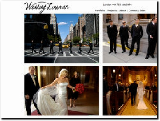 http://weddinglensman.com website