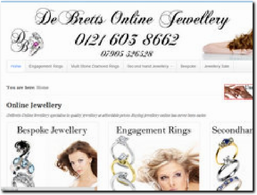 http://www.debrettsjewellery.co.uk website