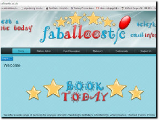 http://www.faballoostic.co.uk/ website